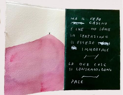 Il mondo è un posto assurdo. Lo stupore e l'ironia nei libri di Enrico Pantani.