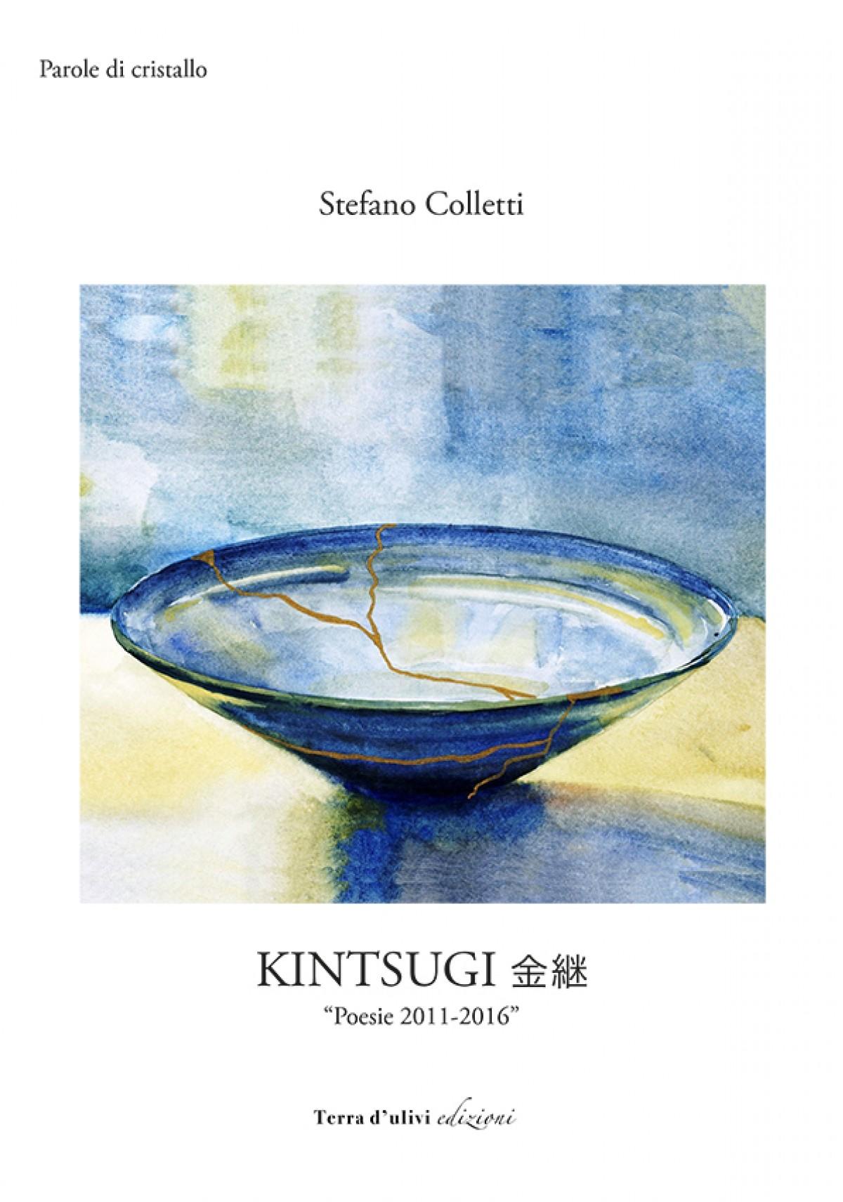 Stefano Colletti legge da Kintsugi