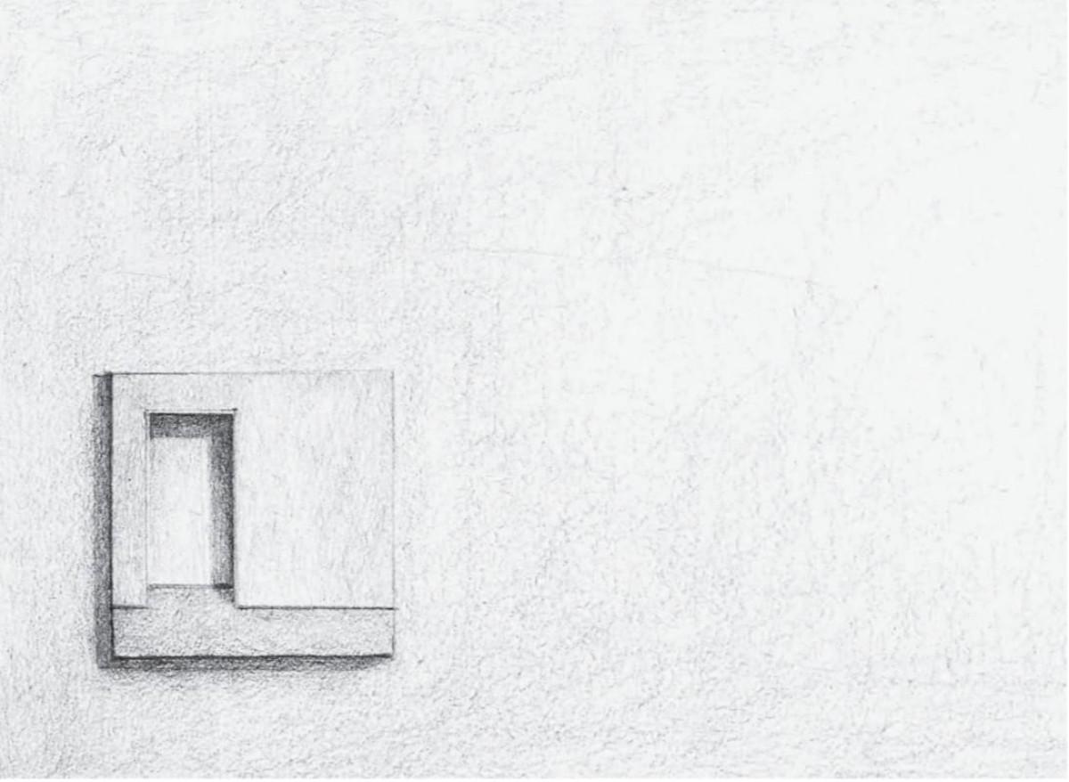 Storyboard di Damiano Azzizia: lo spazio domestico, dalla parete alla pagina.