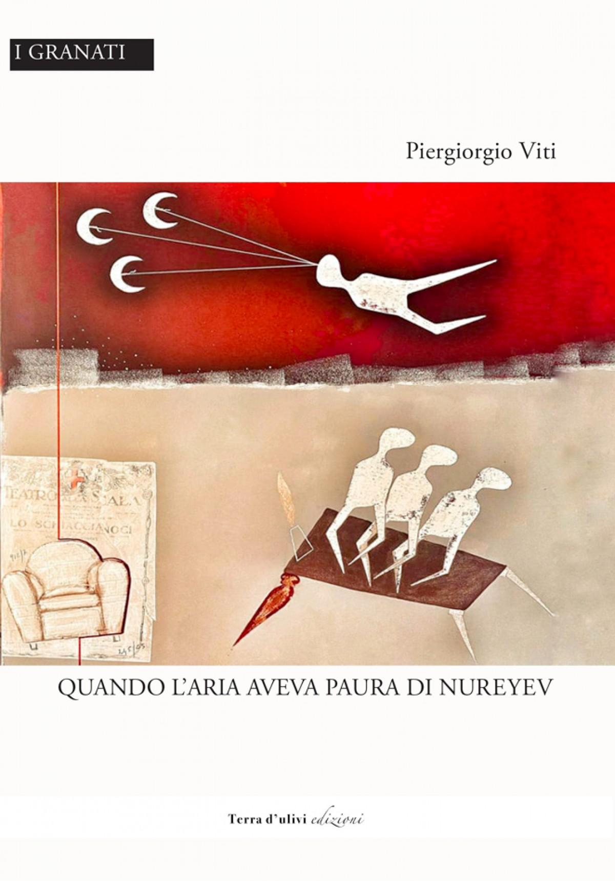 Quando l'aria aveva paura di Nureyev - letture di Carlo Di Maio